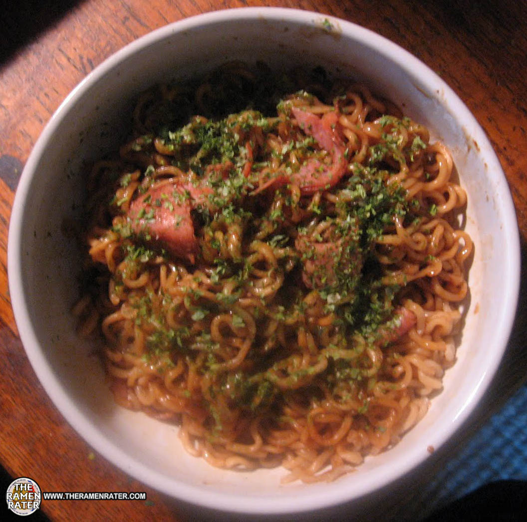 how to make japanese chow mein