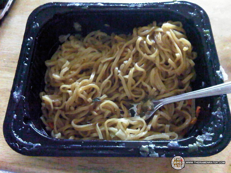 142 Nissin Original Chow Mein Teriyaki Beef Flavor Chow Mein Noodles The Ramen Rater