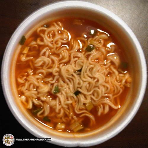 #204: Nongshim Bowl Noodle Soup Spicy Shrimp Flavor - The Ramen Rater
