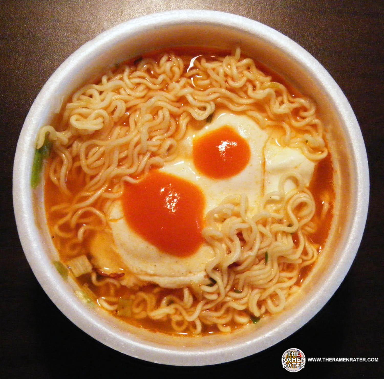 Paldo Bowl Noodle Soup Shrimp Flavor 86 Gram