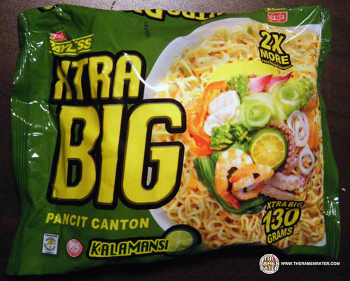 357 Payless Xtra Big Kalamansi Pancit Canton The Ramen