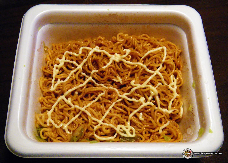 #392: Nissin Yakisoba Noodles Karashi Flavor - The Ramen Rater
