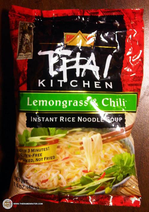 596 Thai Kitchen Lemongrass Chili Instant Rice Noodle Soup The Ramen Rater