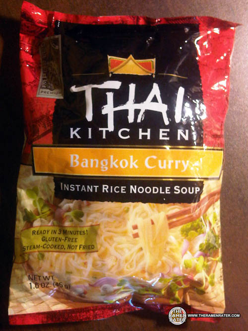 664 Thai Kitchen Bangkok Curry Instant Rice Noodle Soup The Ramen Rater