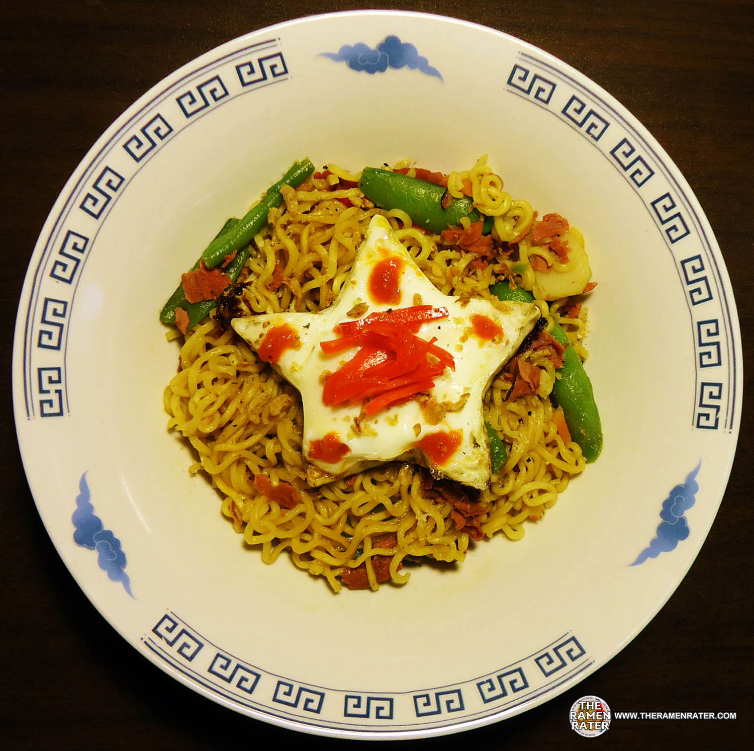 how to prepare indomie with vegetables and eggs