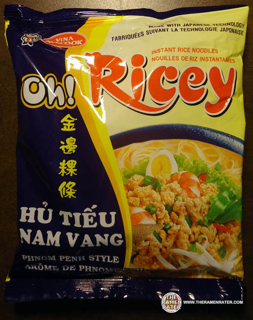 816 vina acecook oh ricey phnom penh style instant rice noodles