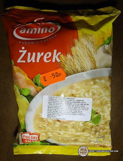 #943: Amino Kuchnia Polska Żurek - The Ramen Rater