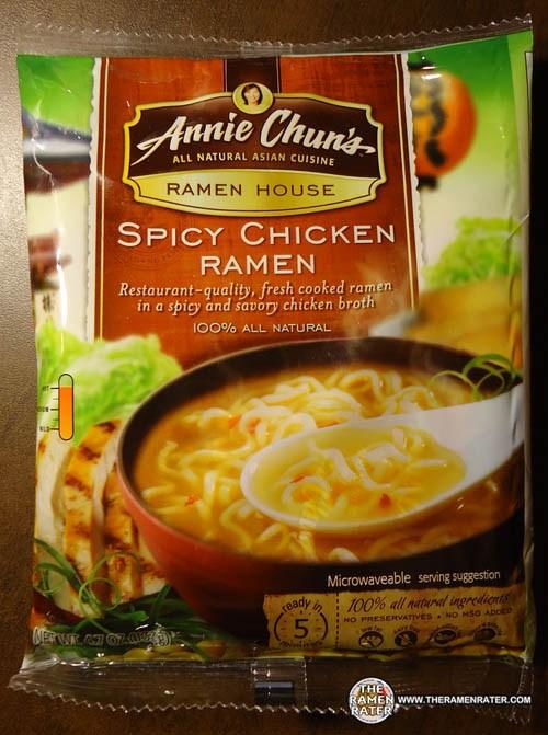 Annie chun ramen