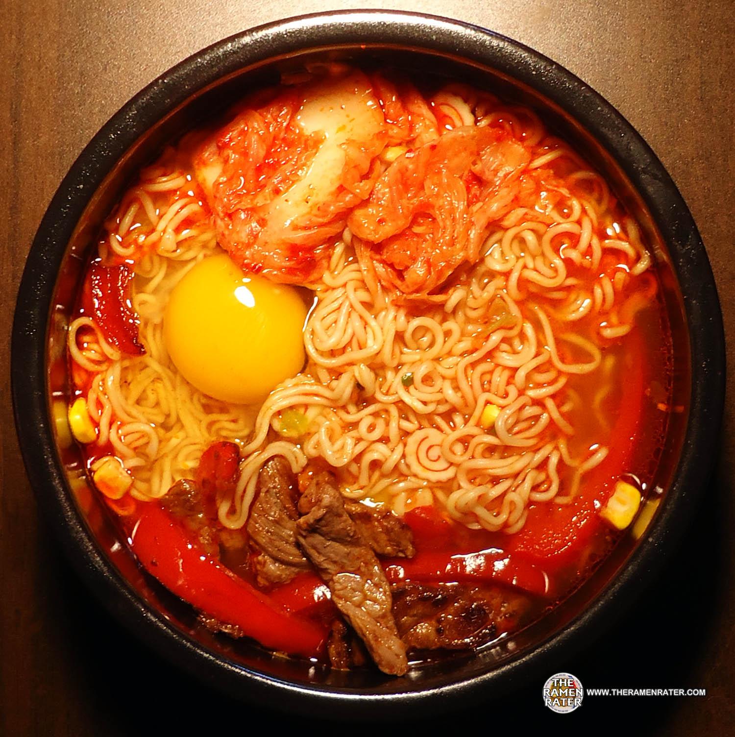 Makanan Enak dan Menyehatkan: Mie Ramen