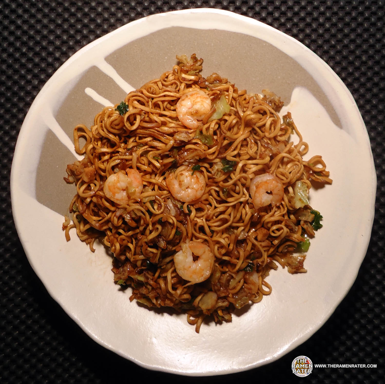 #1222: Nissin Soba Classic Noodles With Japanese Yakisoba ...