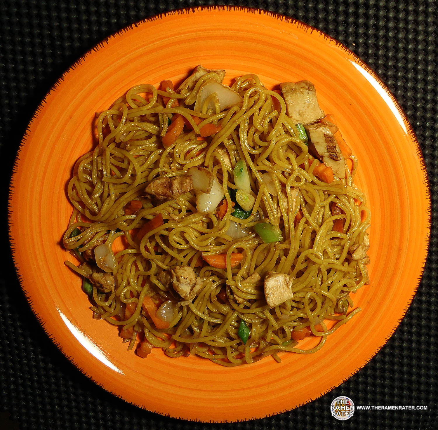 how to make chow mein with ramen noodles