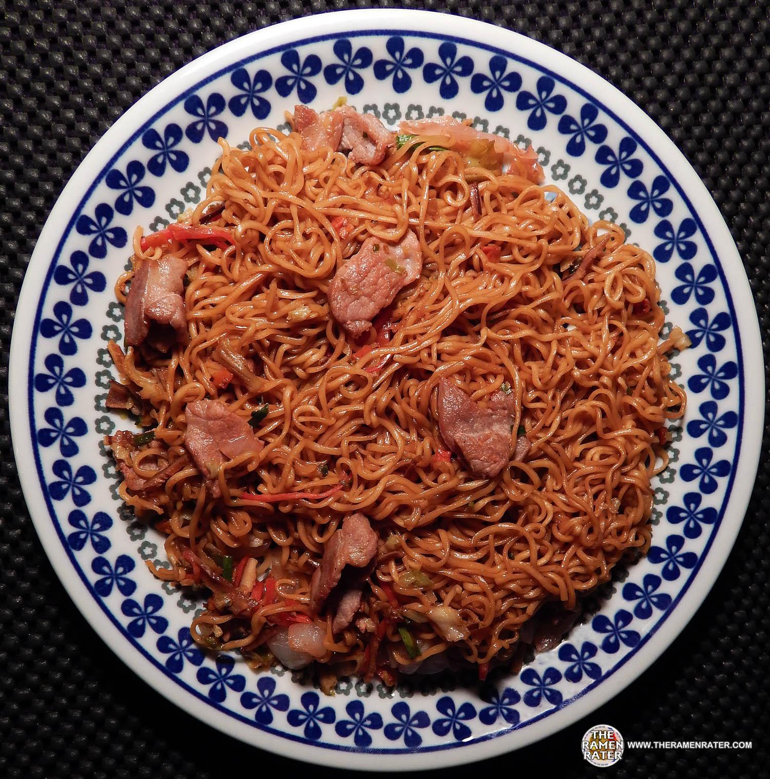 #1368: Nissin Soba Teriyaki Noodles With Japanese Yakisoba ...