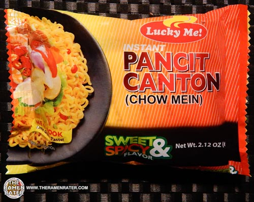 Meet The Manufacturer Re Review Lucky Me Instant Pancit
