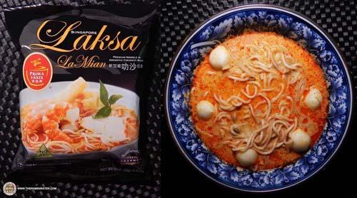 #3: Prima Taste Singapore Laksa La Mian - Singapore