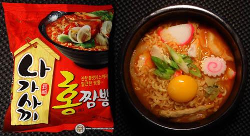 8 Samyang Foods Red Nagasaki Jjampong