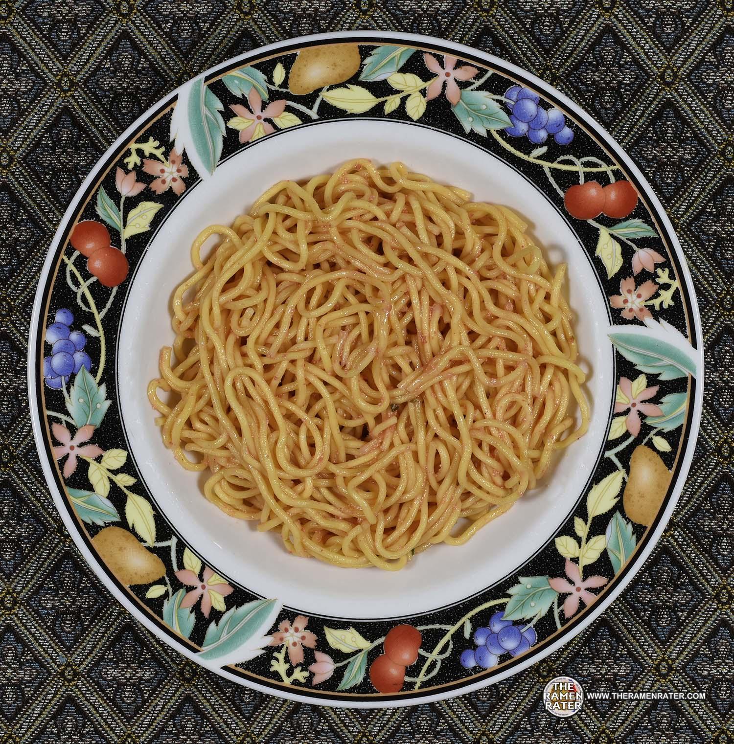 Tarako Spaghetti Recipe