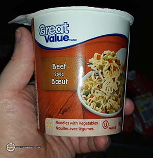 Walmart Canada Instant Noodles For My Birthday The Ramen Rater