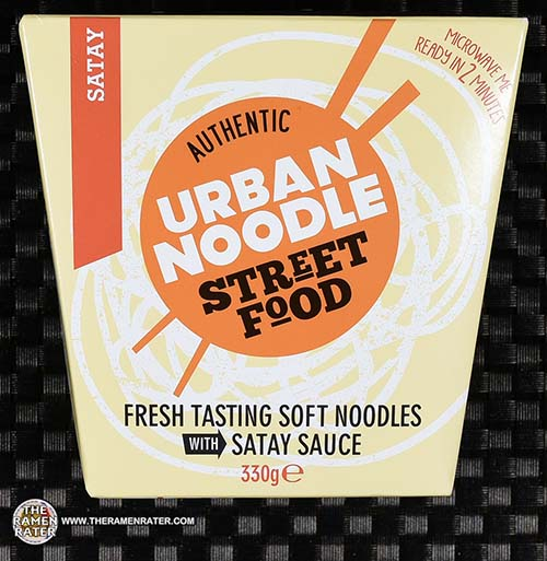 Authentic Urban Noodle Street Food
