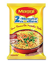 #2304: Maggi 2 Minute Noodles Masala Spicy - India - The Ramen Rater