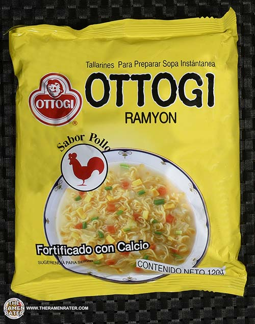 #2307: Ottogi Ramyon Sabor Pollo - Mexico - The Ramen Rater