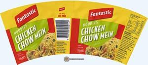 #2308: Fantastic Noodles Chicken Chow Mein Flavour - Australia - Instant Noodles - The Ramen Rater