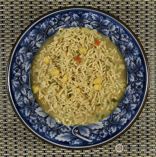 #2309: Nissin Cup Noodles Big Seafood Flavour - Hong Kong - The Ramen Rater - Instant Noodles