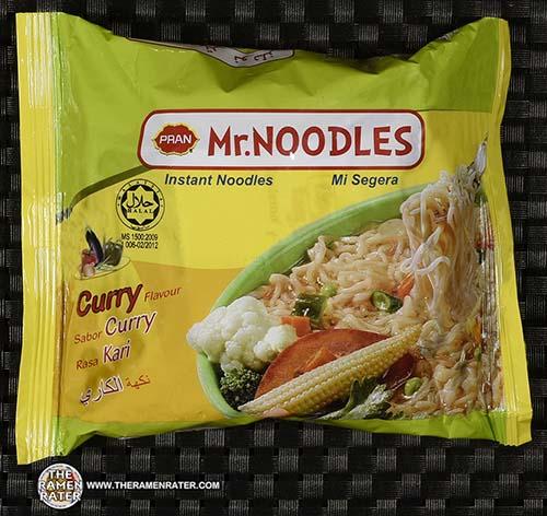 #2325: Pran Mr Noodles Instant noodles Curry Flavor - Bangladesh - The Ramen Rater - instant noodles