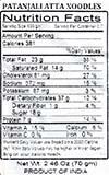 #2329: Patanjali Atta Noodles Jhatpat Banao Befikr Khao - India - The Ramen Rater - instant noodles