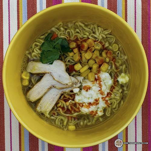 Meet The Manufacturer: #2331: Nissin Cup Noodles Sopa Nissin Hot Sauce Sabor A Pollo - Mexico - The Ramen Rater - instant noodles