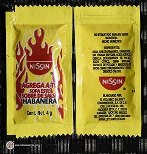 Meet The Manufacturer: #2334: Nissin Cup Noodles Sopa Nissin Sabor Mariscos, Habanero Y Limon - Mexico - The Ramen Rater - fideos instantanea
