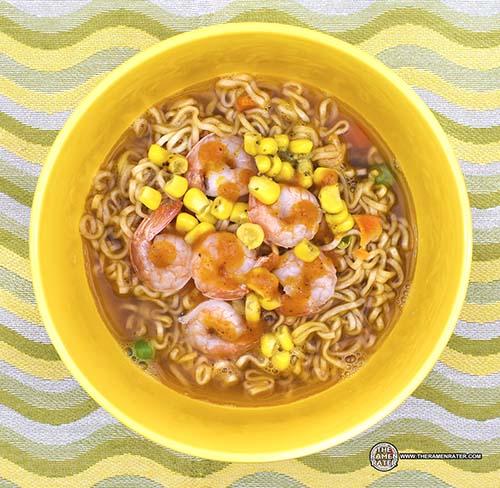 Meet The Manufacturer: #2339: Nissin Cup Noodles Sopa Nissin Sabor Camaron, Habanero Y Limon - Mexico - The Ramen Rater