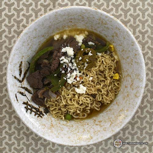 Meet The Manufacturer: #2341: Nissin Cup Noodles Sopa Nissin Sabor A Carne De Res - Mexico - The Ramen Rater - fideos instantanea