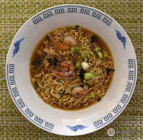 #2356: Nongshim Spicy Shrimp Cup Noodle - South Korea - The Ramen Rater -  instant noodles