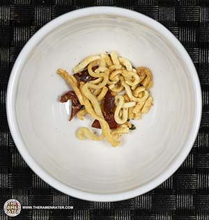#2379: Nissin Cup Noodles Hot & Spicy Shrimp Flavor Ramen Noodle Soup (New Recipe) - United States - The Ramen Rater