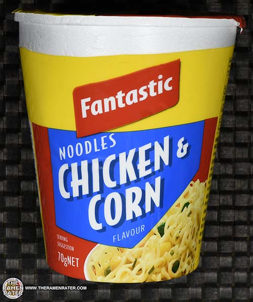 #2349: Fantastic Noodles Chicken & Corn Flavour - Australia - The Ramen Rater - instant noodles