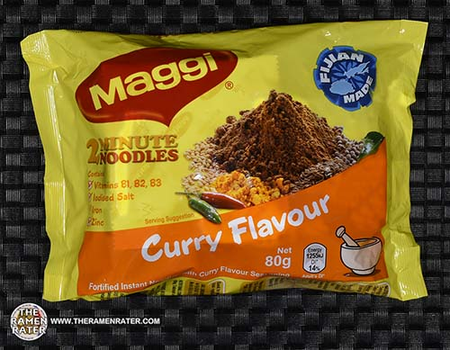 #2386: Maggi 2 Minute Noodles Curry Flavour - Fiji - The Ramen Rater - instant noodles