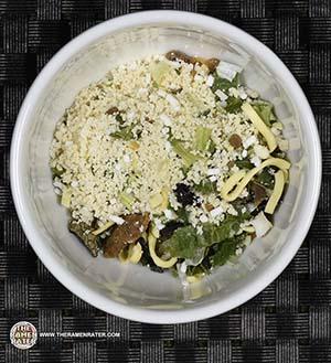#2353: Nissin Cup Noodles Rich Garlic, Egg Yolk & Oxtail - Japan - The Ramen Rater
