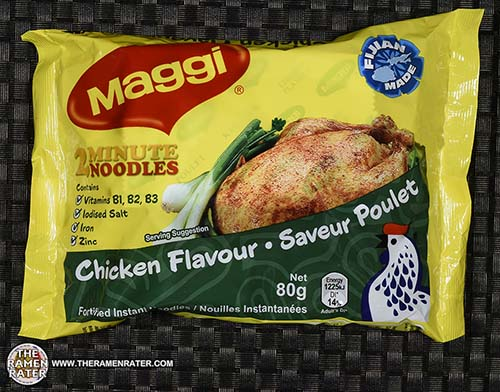 #2396: Maggi 2 Minute Noodles Chicken Flavour - Fiji - The Ramen Rater - instant noodles