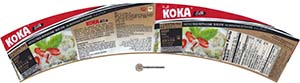 Meet The Manufacturer: #2454: KOKA Silk Beef Pho Flavor Instant Rice Fettuccine - Singapore - The Ramen Rater - rice noodle