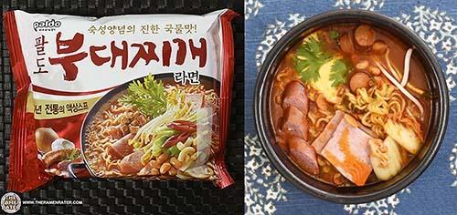 #10: Paldo Budae Jigae Ramyun - South Korea - The Ramen Rater - instant noodles