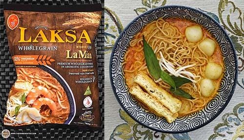 #1: Prima Taste Singapore Laksa Wholegrain La Mian - Singapore - The Ramen Rater - instant noodles