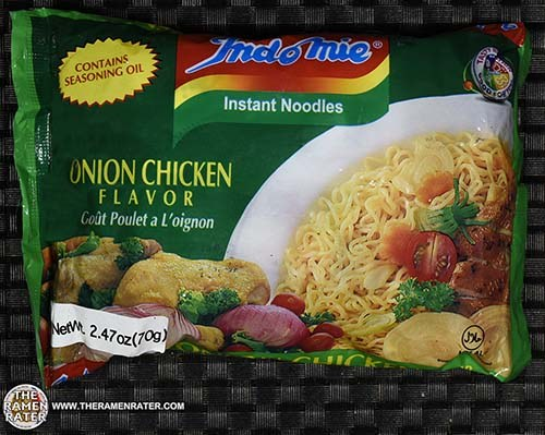 #2502: Indomie Instant Noodles Onion Chicken Flavor