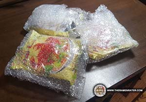 Vietnamese Crab Noodles Donated By A Reader - Ther Ramen Rater - instant noodles - donations - samples