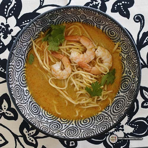 #2500: The Ramen Rater Select Supreme Creamy Tom Yum Noodle - Malaysia - The Ramen Rater - Hans Lienesch - instant noodles - ramen - tom yam - noodles