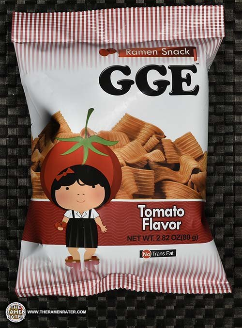 #2577: Wei Lih GGE Ramen Snack Tomato Flavor - Taiwan - The Ramen Rater - instant noodle snack - good good eat