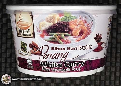 #2584: MyKuali Penang White Curry Rice Vermicelli Soup - Bihun Kari Putih - beehoon - The Ramen Rater - Malaysia