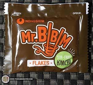 #2568: Nongshim Mr. Bibim Stir Fried Kimchi Flavour - South Korea - The Ramen Rater - ramyun