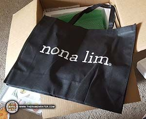 Nona Lim Meet The Manufacturer: Product Samples From Nona Lim - United States - The Ramen Rater