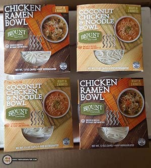 Meet The Manufacturer: Product Samples From Blount Fine Foods - United States - The Ramen Rater