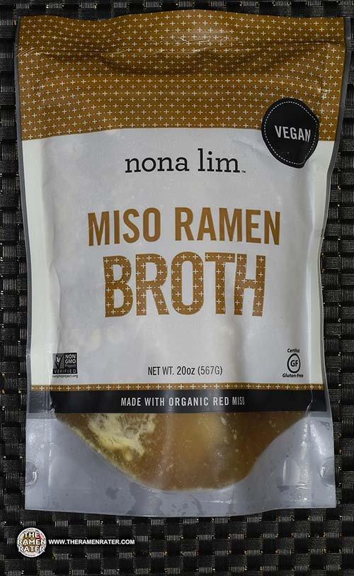 Nona Lim Tokyo Ramen + Miso Ramen Broth